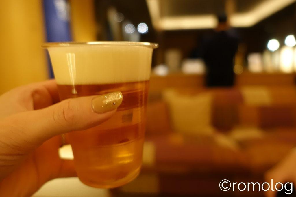 星野リゾート界アンジン ビール飲み放題